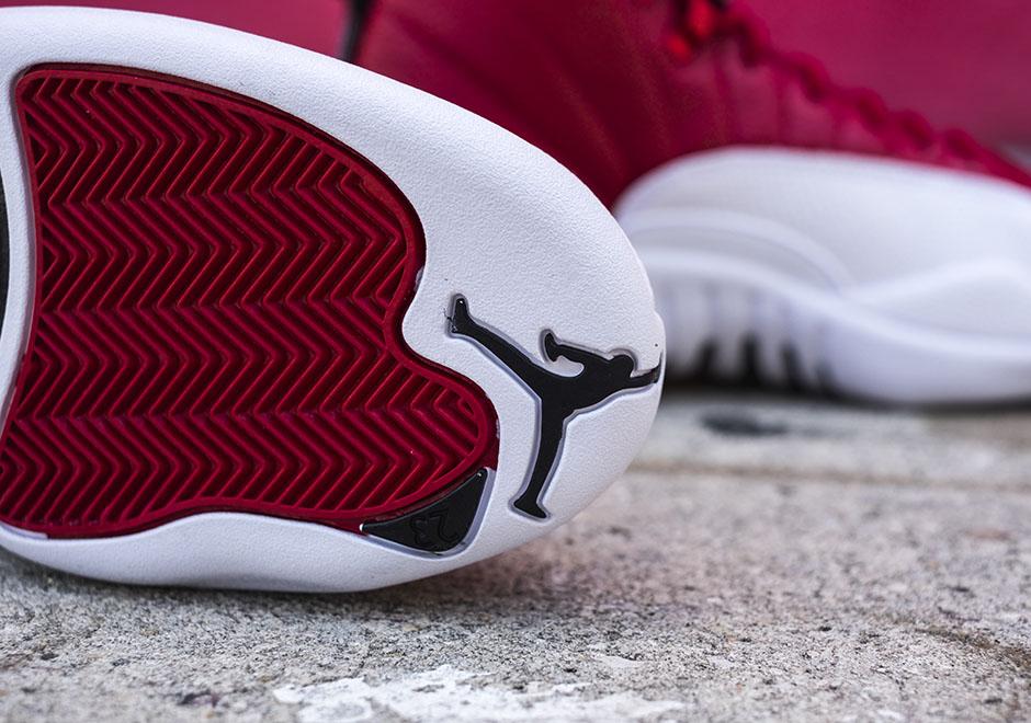 new product cb7f4 d8735 air-jordan-12-gym-red-6 - Air Jordans, Release Dates & More ...