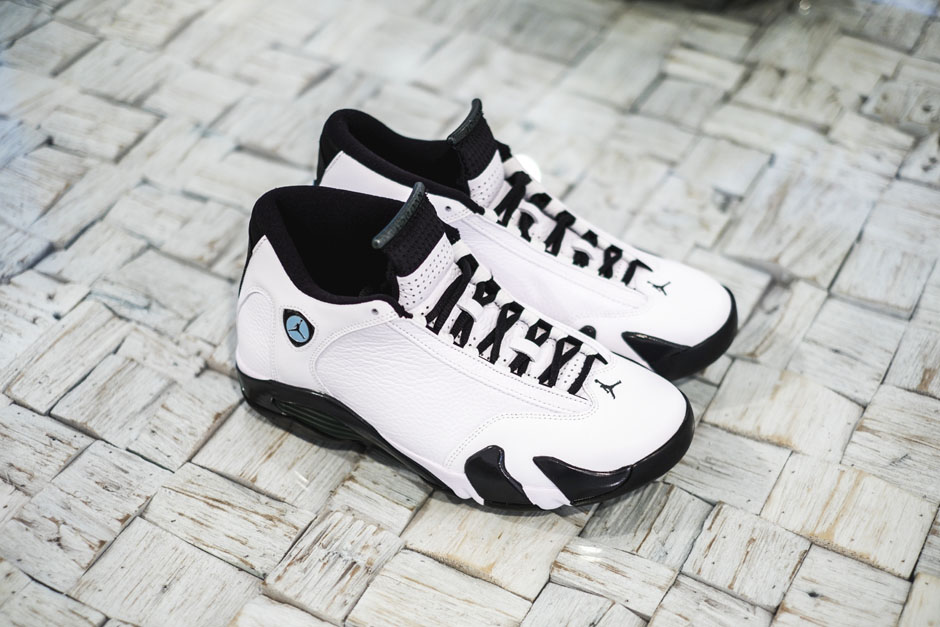 Closer Look At Air Jordan 14