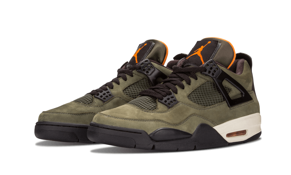 The Daily Jordan: Undefeated x Air Jordan 4 - 2005