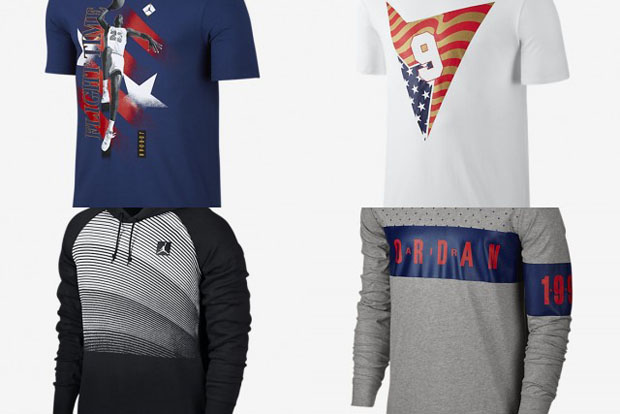 New Air Jordan Olympic & Retro Apparel Just Hit Nike.com