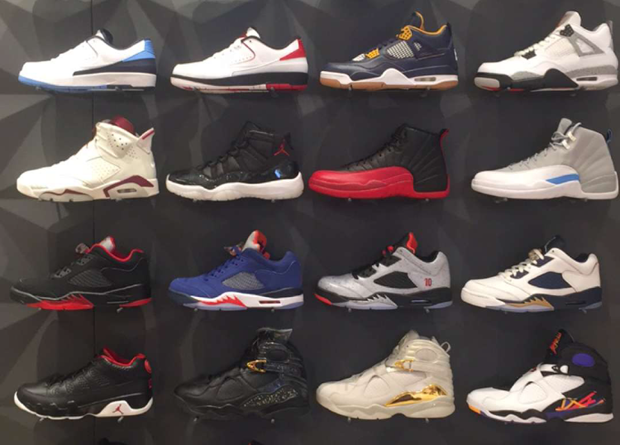 Jordan Brand's Dubai Store Features Crazy Sneaker Restocks