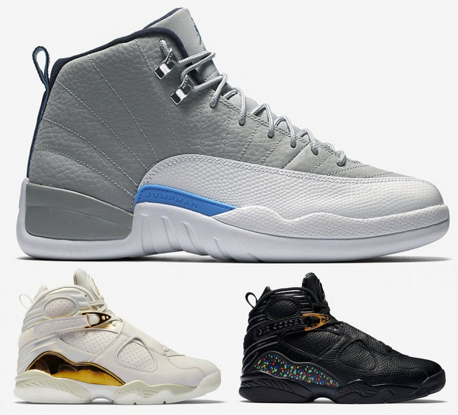Air Jordan Weekend Release Rundown - June 25th, 2016