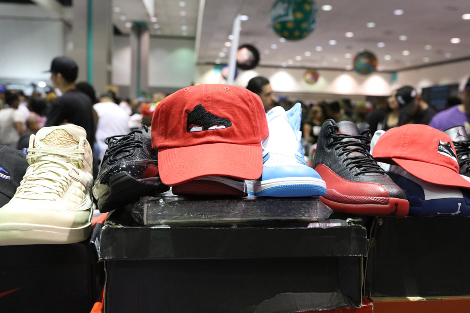 Recap Of All The Air Jordan Heat From Sneaker Con Los Angeles