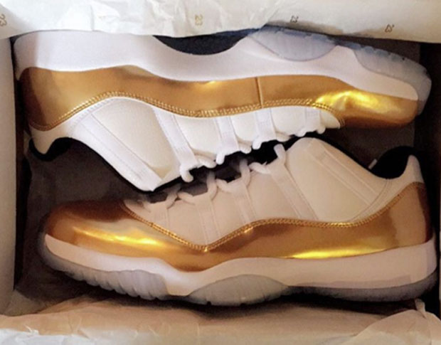 Joe Haden Got His Early Air Jordan 11 Low