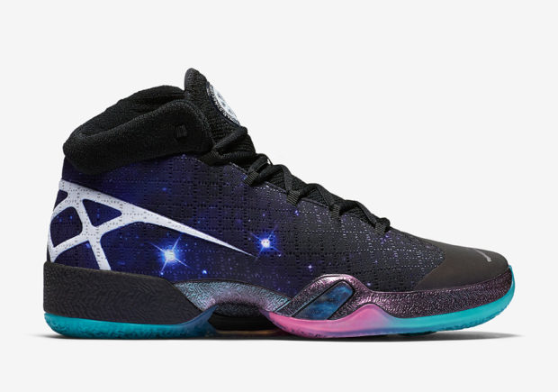 """watch 07589 535f4 Three Air Jordans on the release schedule for Saturday. Air Jordan XXX """" Cosmos"""" brings its intergalactic vibe to the court, while Air Jordan 1 EP  reboots ..."""