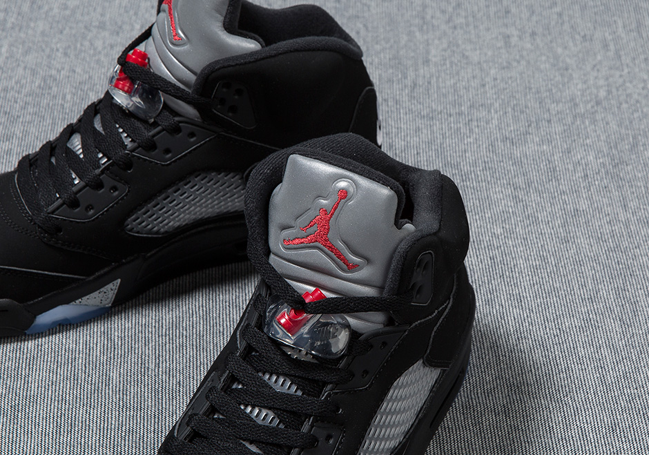promo code 2a1e5 dfe2e The Remastered Nike Air Jordan 5 Is Back This Week — Sneaker Kat