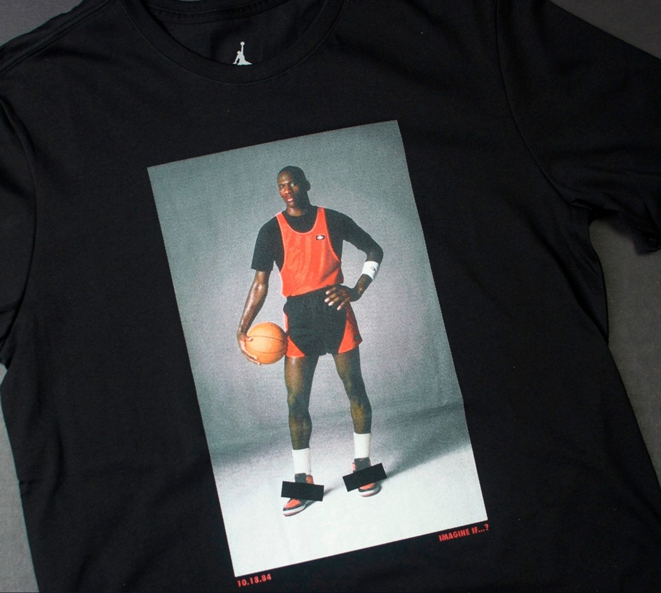 Air Jordan 1 T-shirt Interdit