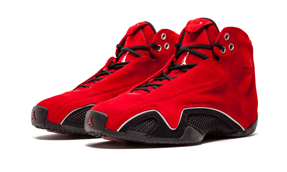 wholesale dealer 7c761 04317 Air Jordan 21 was inspired by Michael Jordan s 2005 Bentley Continental GT  Coupe. The shoe s Varsity Red colorway, however, looks more Ferrari.