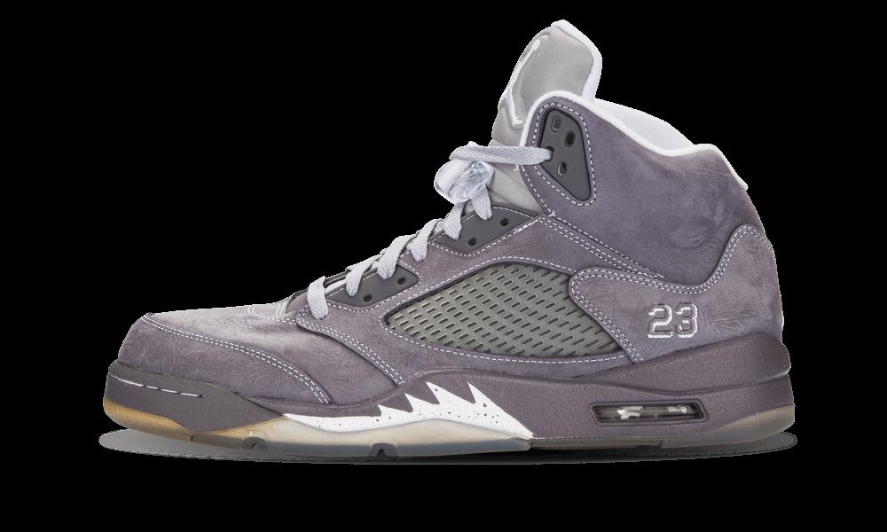 """The Daily Jordan: Air Jordan 5 """"Wolf Grey"""" - 2011 - Air ...  Jordans"""