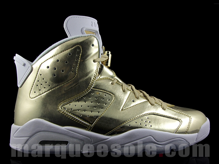 Fresh Jordans Gold New Jordans