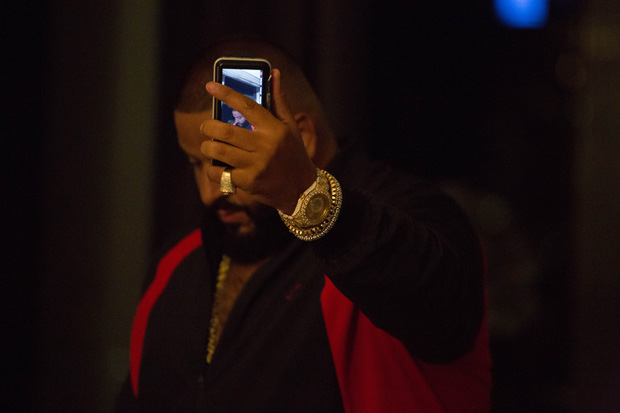 abf25cfee18e DJ Khaled Preps For MTV Video Music Awards With