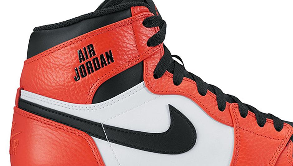 Air Jordan 1 Is Getting Nike Air On The Heel