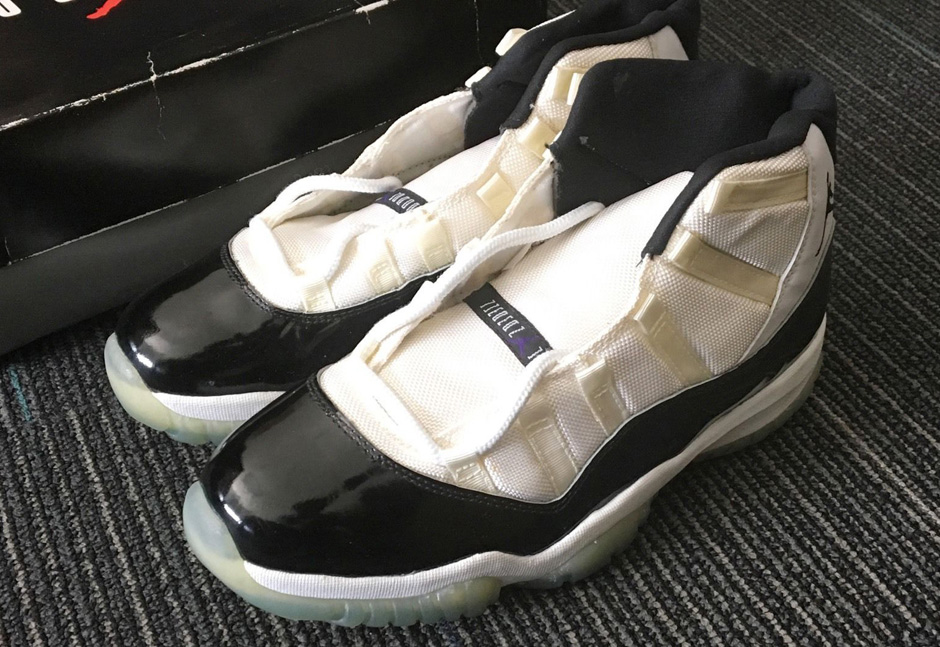 competitive price 7705f 93b49 Air Jordan 11
