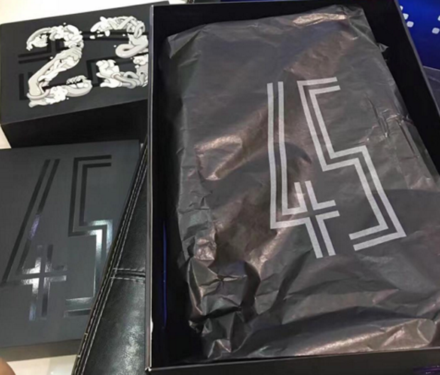 New Look At The Looney Tunes Inspired Air Jordan 11 Space Jam Packaging