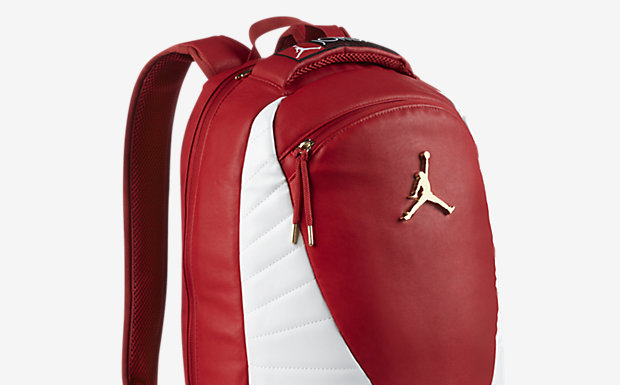 3f1091a8eea Air Jordan 12 Varsity Red And Flint Backpacks Available Now. August 10,  2016 BY ...