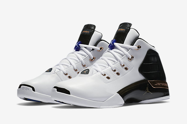 Air Jordan 17 Croc And Two Air Jordan 12s Restocked