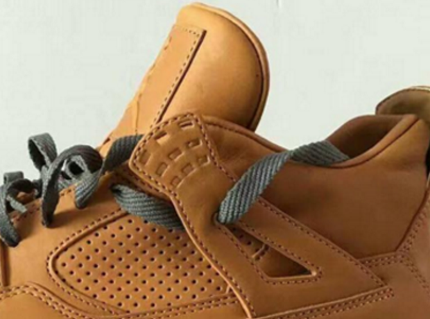 First Look At Air Jordan 4 Wheat