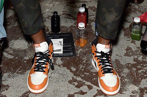 """sneakers for cheap 76ff7 d2539 Carmelo Anthony is getting into his fall groove. With New York Fashion Week  in swing, the New York Knicks scorer sat ringside in the upcoming """"Reverse  ..."""
