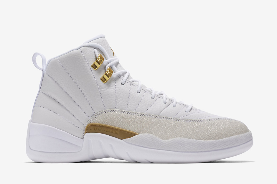 new product 0843e dab03 ... inexpensive air jordan 12 ovo white official 1 1fdc1 c42d8