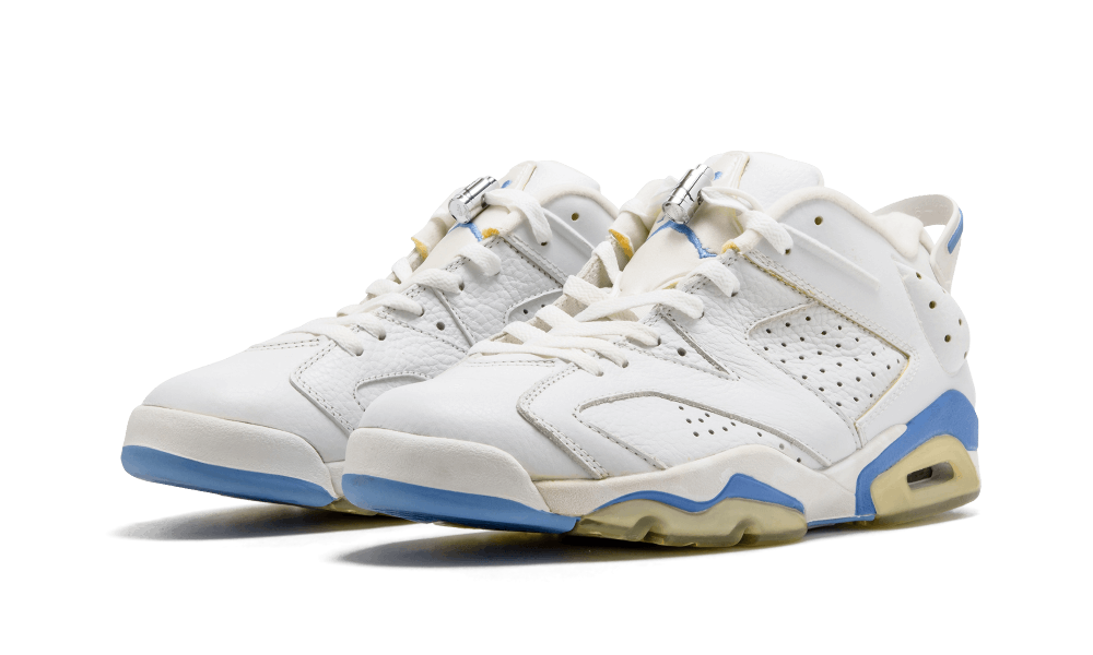"e389bea273eb Air Jordan 6 Low has enjoyed a mini renaissance over the last year. The  Black Metallic Silver ""retro+"" colorway first issued in 2002 came back in  August ..."