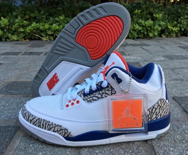 e081f0572dc Air Jordan 3 True Blue Archives - Air Jordans, Release Dates & More |  JordansDaily.com