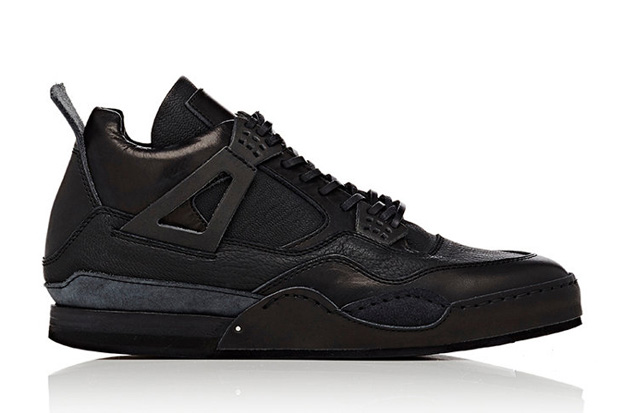 Air Jordan 4 By Hender Scheme Is Back In Black