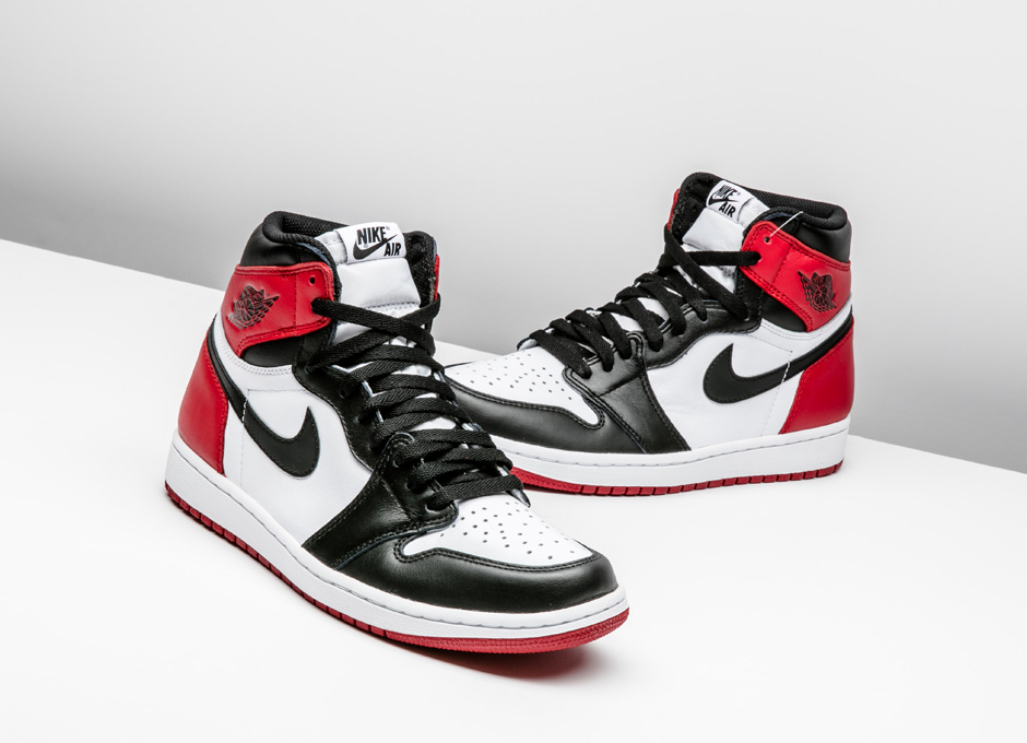 outlet store 782a8 8e1f5 Air Jordan 1 'Black Toe' Archives - Air Jordans, Release Dates & More |  JordansDaily.com