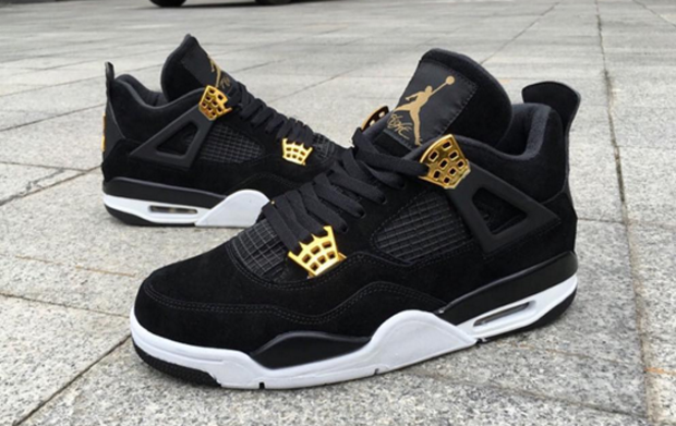 First Look At Air Jordan 4