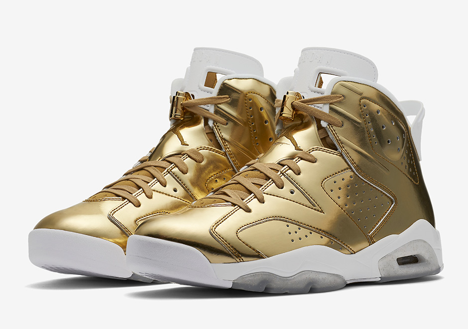 Air Jordan 6 Pinnacle Official Photos
