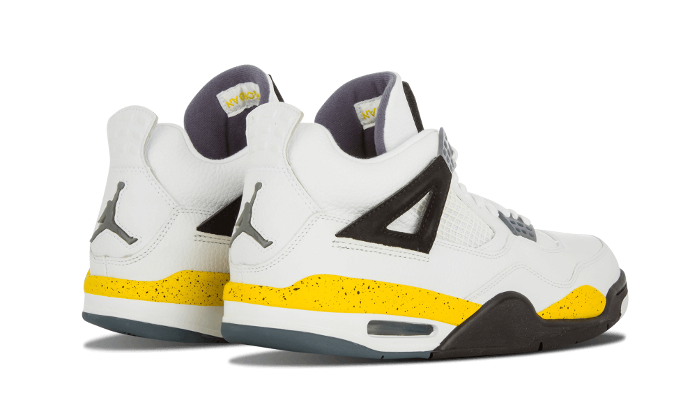 jordan shoes yellow and white chevron 764616
