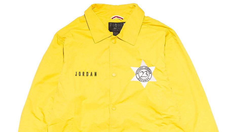 Jordan Pinnacle Security Jacket Ready For Fall Duty