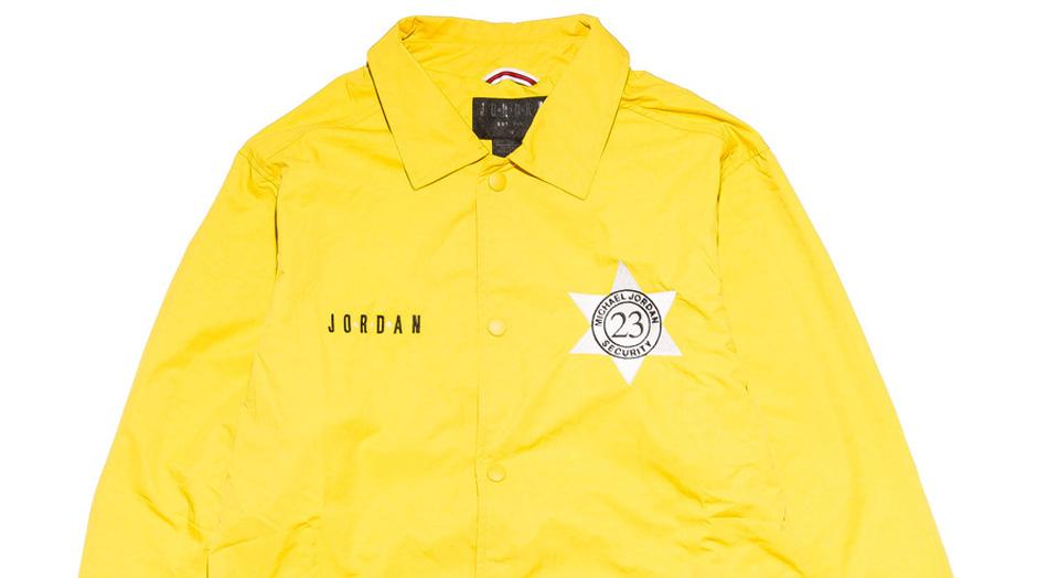 Jordan Pinnacle Security Jacket Ready For Fall Duty