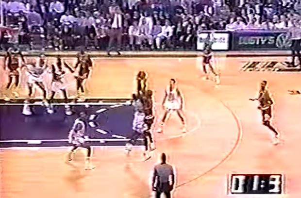#MJMondays: Michael Jordan's Other Game Winner In Utah