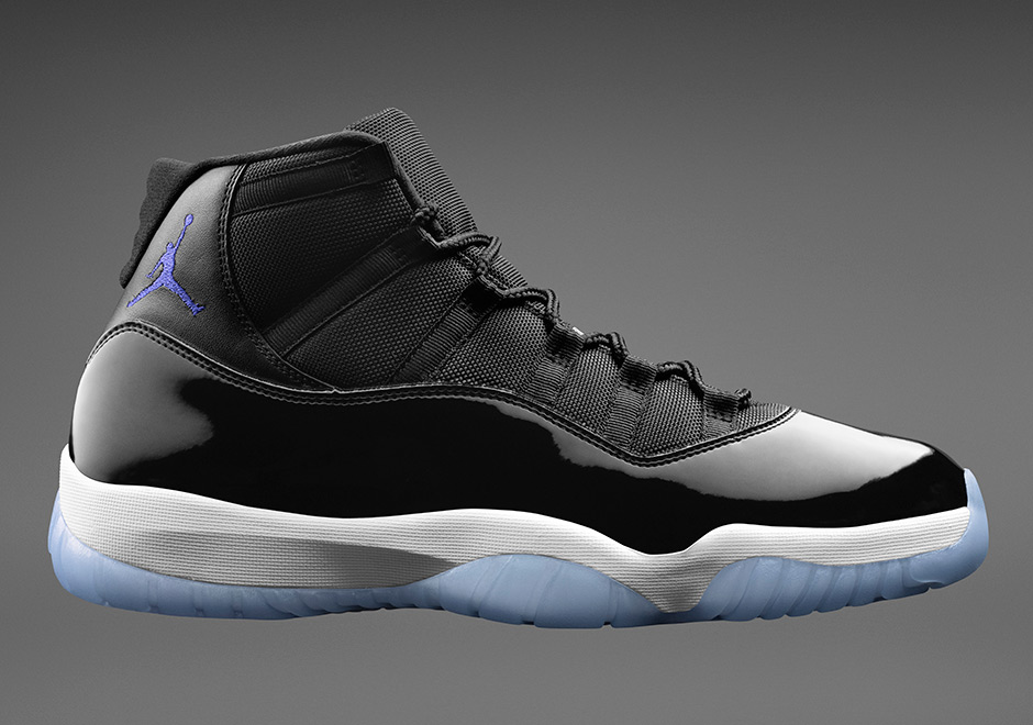 "4af242cc9a8b If you re venturing out to a Foot Locker or Footaction this Saturday for ""Space  Jam"" Air Jordan 11s"