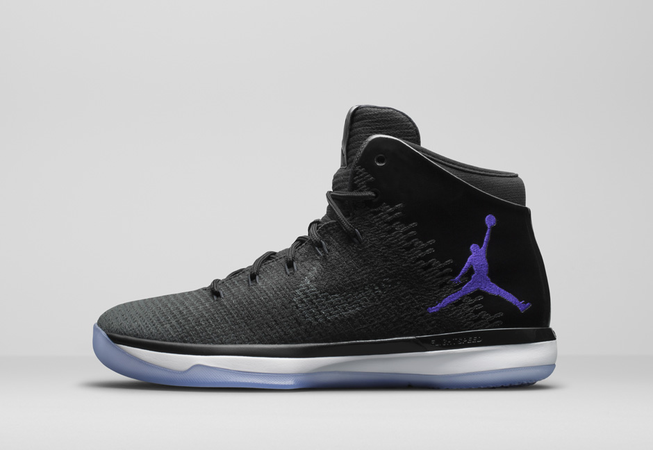 Air Jordan 31. Color  Black Concord-Anthracite-White Style Code   845037-002. Release Date  December 3 38520be1a173