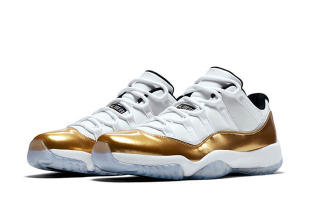 f0f8feacc8ef Air Jordan 11 Low Metallic Gold Archives - Air Jordans