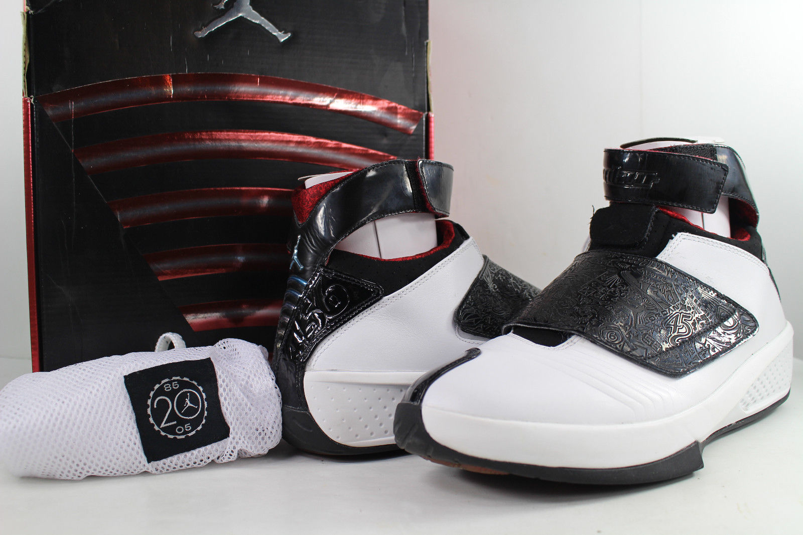 "Vintage Gear: Air Jordan 20 ""Quickstrike"""