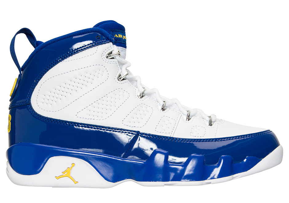 Air Jordan 9 Kobe Is The Latest Jumpman Player Exclusive Release