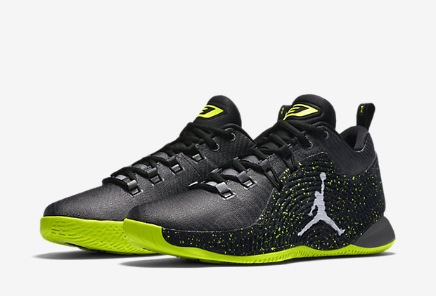 "super popular 3d56c 6f607 Jordan Brand continues it s miniseries of ""Volt"" colorways with the Jordan  CP3 10. Chris Paul s minimalist signature shoe pops in bright green-yellow,  ..."