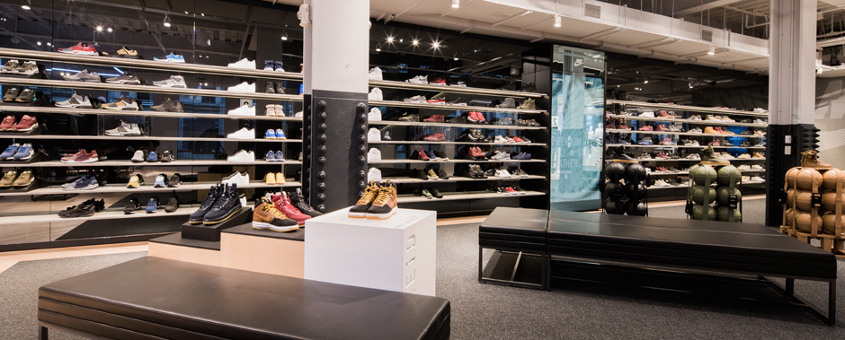 Get A Look Inside Nike Soho In New York City Air Jordans