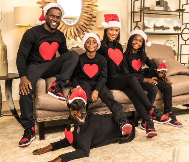bcd2330b1087dd The Hart family knows a thing or two about signature sneakers