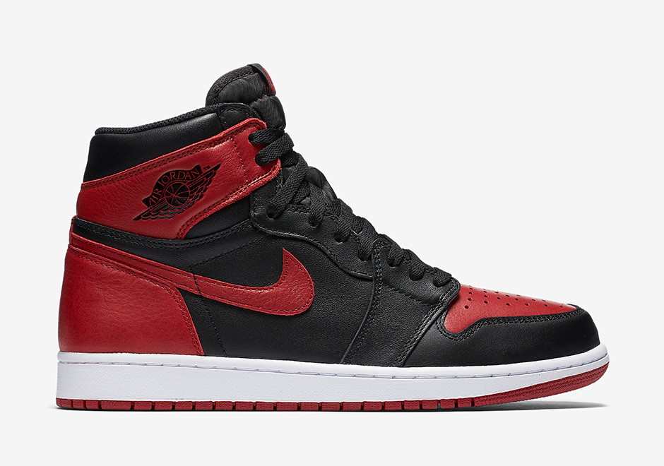 Air Jordan 1 Banned And Shattered Backboard Restocked At Nike NYC