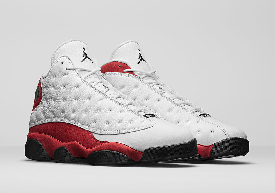1985 Air Jordan Chicago 13s