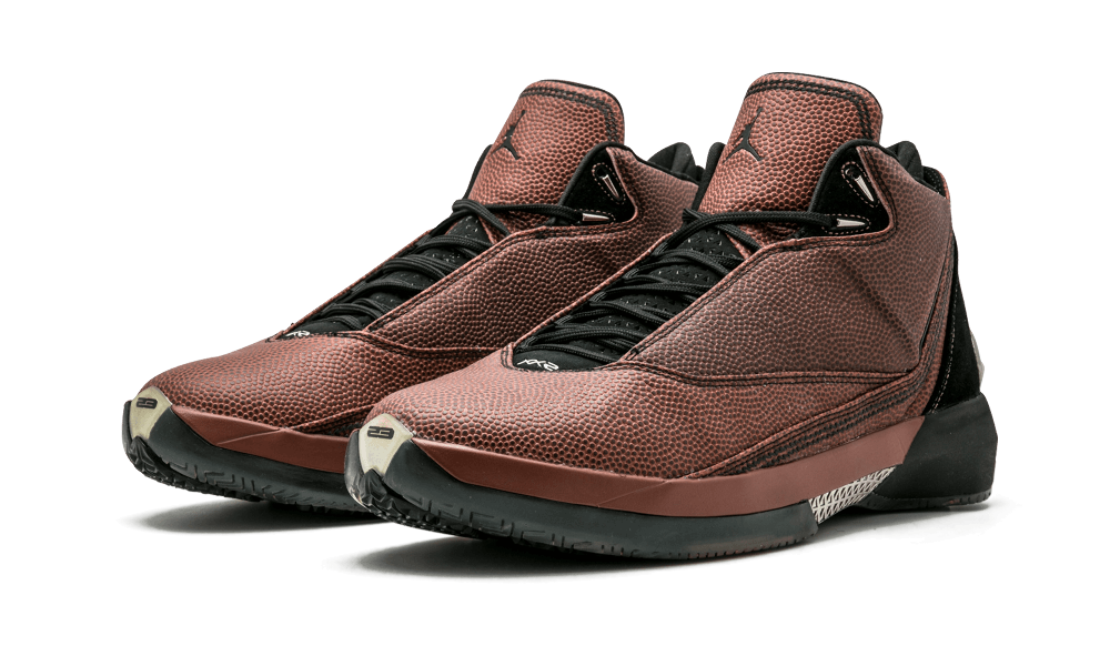 jordan 22 basketball leather