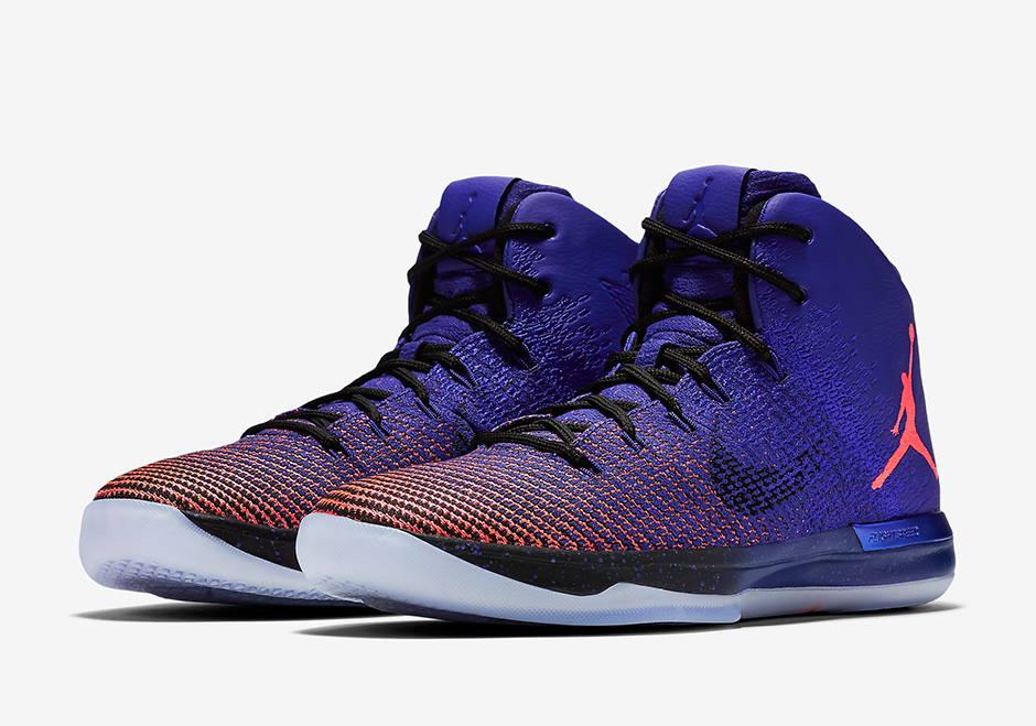 "... Purple Blue White Basketball Shoes Air Jordan 31 ""Supernova"" Releases  Christmas Eve ..."