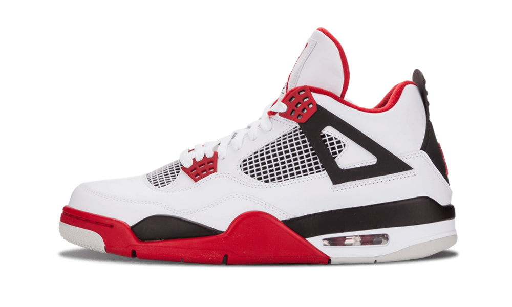 air jordan 4 fire red for sale