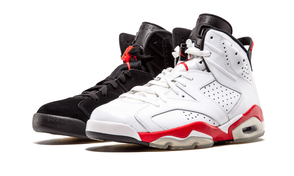Air Jordan 6 Paquet Infrarouge 2010 Esquive sortie en Chine commercialisable A2LRcEJG