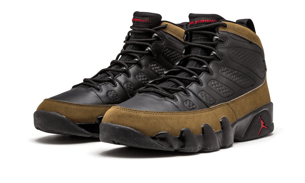 5f11a5451af763 Not only was Air Jordan 9 a big break from the Air Jordan 3 through 8  design progression