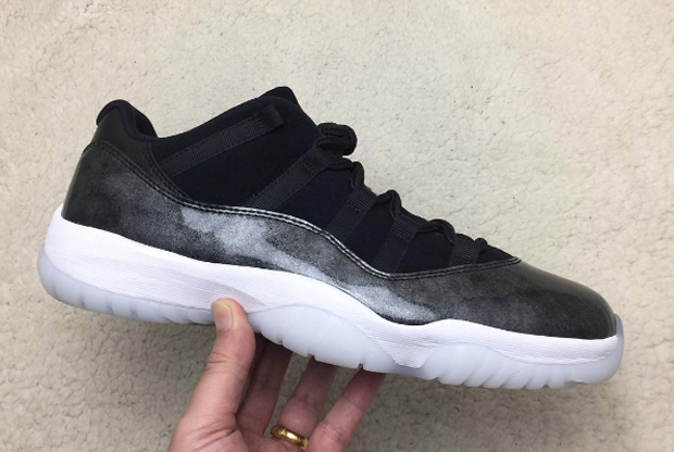 Fresh Look At Air Jordan 11 Low