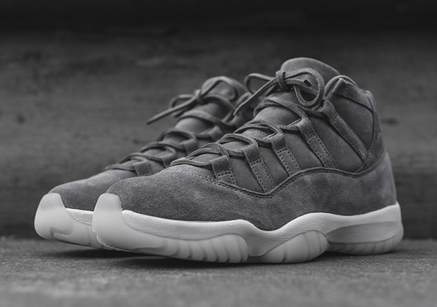 Air Jordan 11 Premium Arrives Just Before Christmas - Air Jordans ... fb79cdad3323